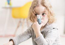 Asthme chez l'enfant